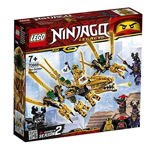 LEGO Ninjago Legacy - Goldener Drache