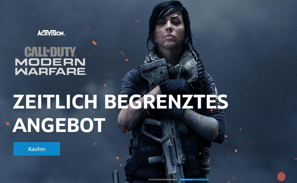 Call of Duty: Modern Warfare Standard Edition (PC)
