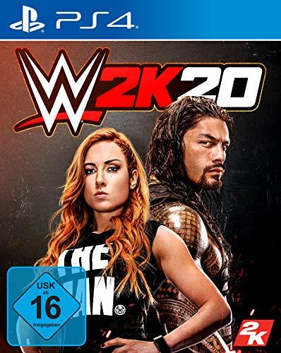 WWE 2K20 für Playstation 4