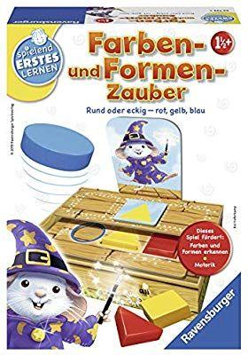 Ravensburger Farben- und Formen-Zauber (Lernspiel)