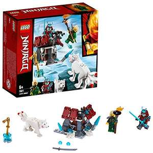 Lego Ninjago 70671 - Angriff des Eis-Samurai