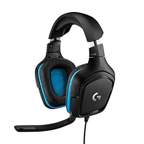 Logitech G432 Gaming-Kopfhörer