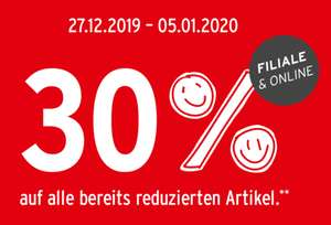 [Ernsting's Family] -30% auf SALE