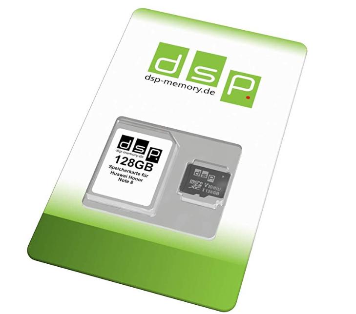 128GB microSDXC Speicherkarte