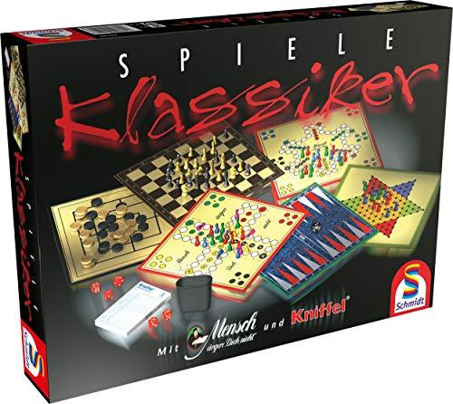 Schmidt Spiele 49120 - Spiele Klassiker