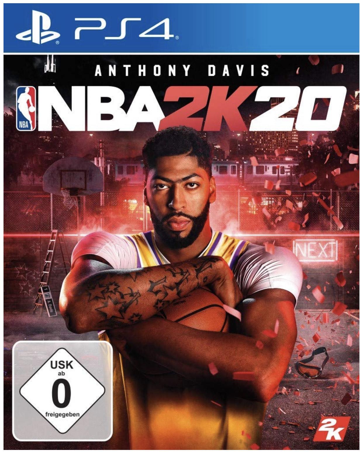 NBA 2K20 Standard Edition für Ps4/Xbox One