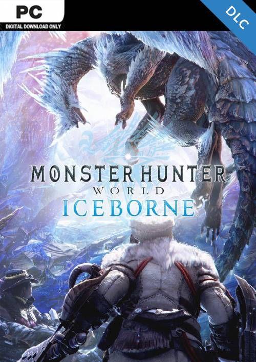 Monster Hunter World: Iceborne PC DLC
