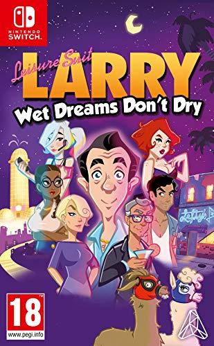 Leisure Suit Larry: Wet Dreams Don't Dry (Switch)