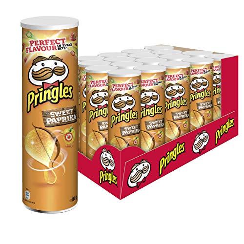 Pringles Sweet Paprika Chips , 19er Pack (19 x 200 g)
