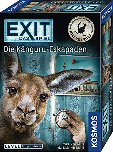 EXIT - Das Spiel - Die Känguru-Eskapaden (Prime)