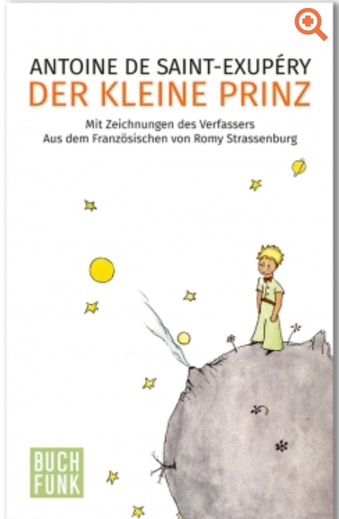(Gratis) Der kleine Prinz E-book