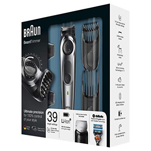 Braun BT7040 - Barttrimmer und Haarschneider