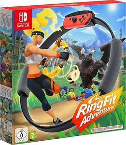Neujahrsvorsatz / Ring Fit Adventure Nintendo Switch
