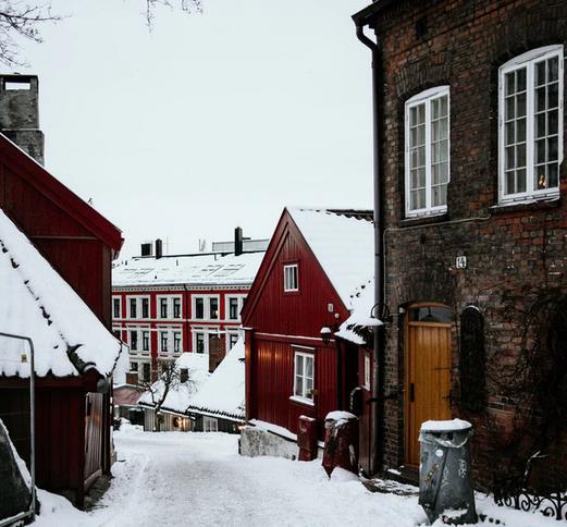Flüge: Oslo / Norwegen ( Januar ) Hin- und Rückflug von Wien ab 11€