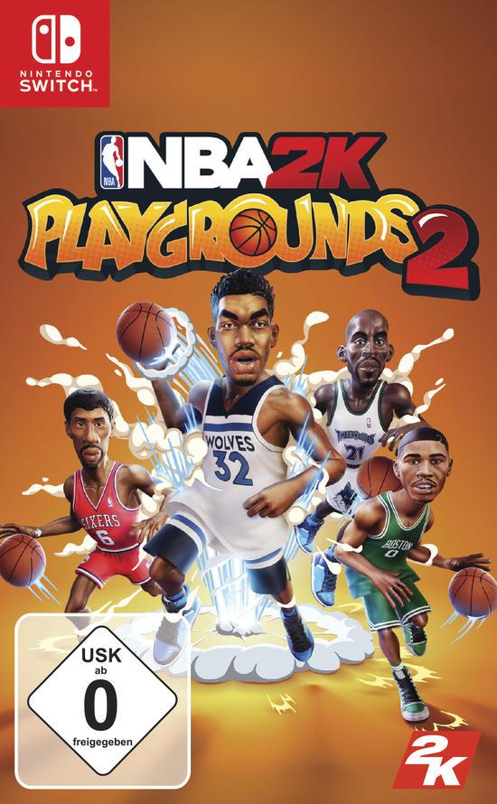 NBA 2K Playgrounds 2 für Nintendo Switch (Filialen St. Pölten/Imst/Wr.Neustadt/Tulln/WienDonauZentrum)