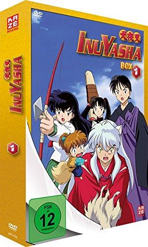 InuYasha - Box 1 (Episoden 1-28) [7 DVDs]