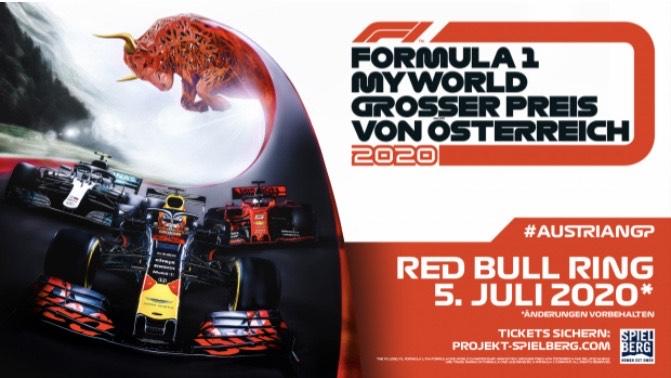 20% auf Spielberg Formel1 Tickets