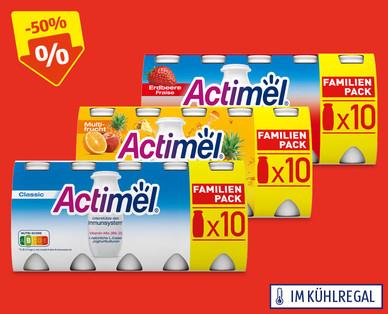 Actimel Drink 10 x 100 g
