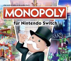 [Nintendo Switch] Monopoly - digitale Version