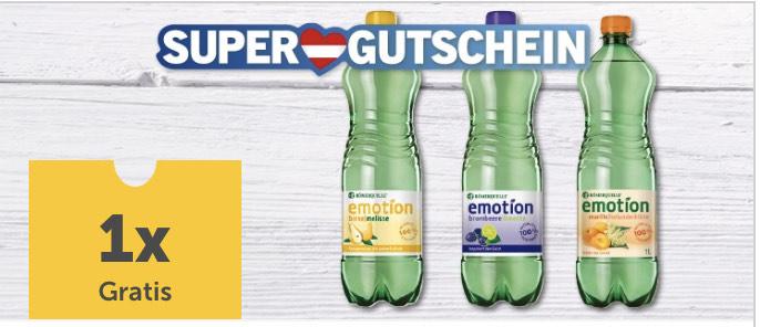 1 Liter Römerquelle Emotion gratis