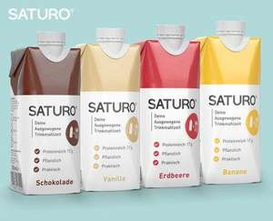 Saturo Trinkmahlzeit