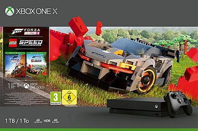 Xbox One X 1TB inkl. Forza Horizon 4