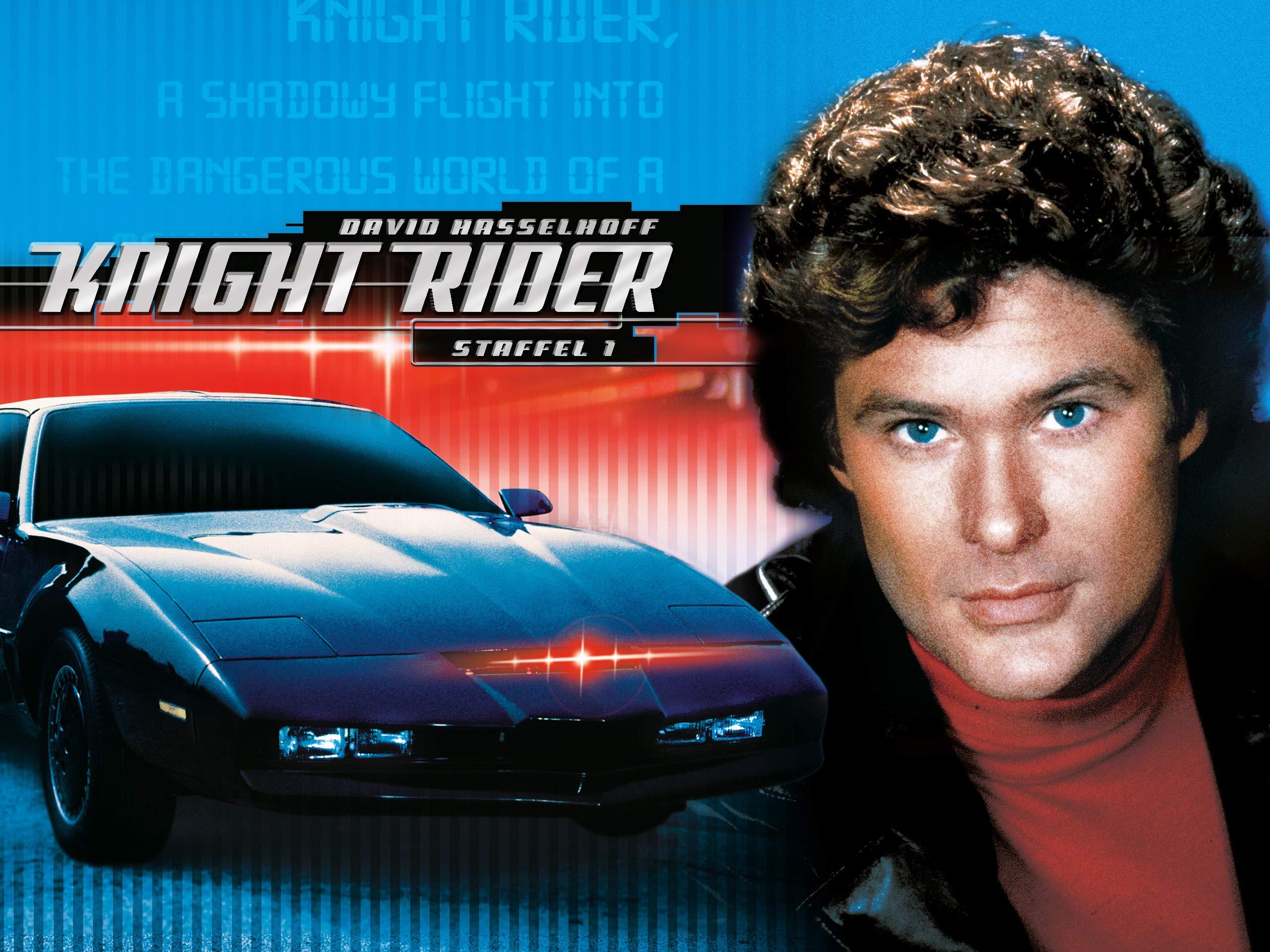 [AmazonVideo] Knight Rider Staffel 1 zum Kaufen