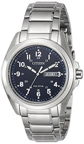 Citizen Herren-Armbanduhr AW0050-58L solarbetrieben durch Eco-Drive