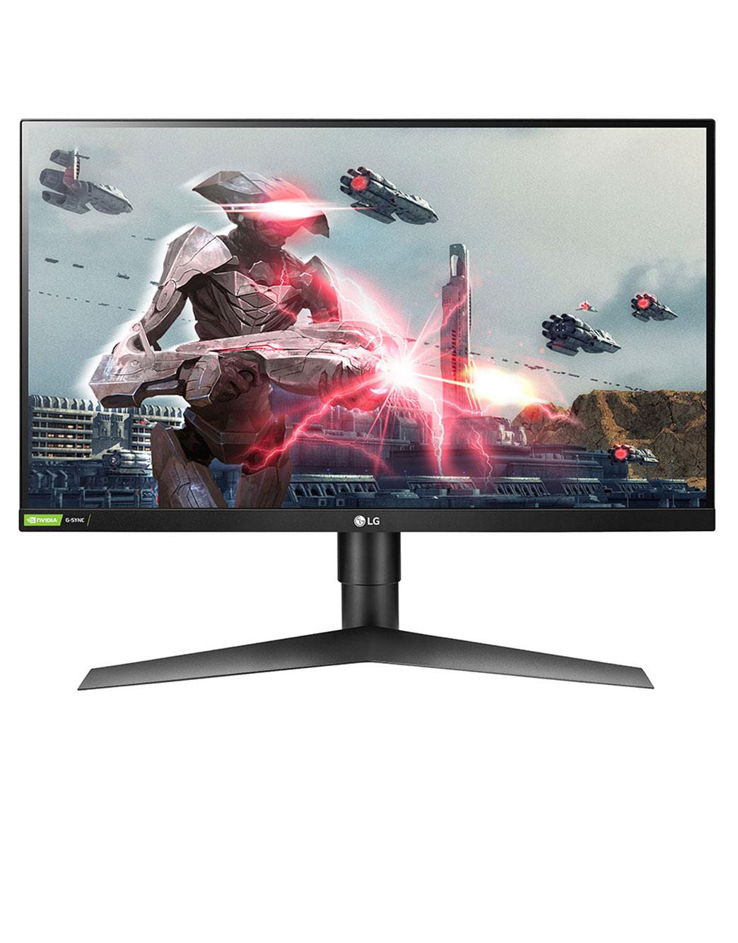 LG Electronics UltraGear 27GL63T-B Monitor ! FHD+HDR+144hz freesync +gsync
