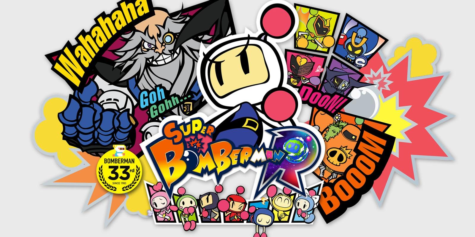 Super Bomberman R im Nintendo Shop für Switch
