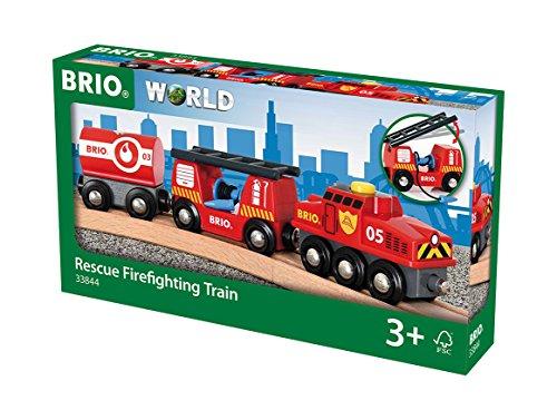 Preisjäger Junior: Brio World Feuerwehr-Löschzug