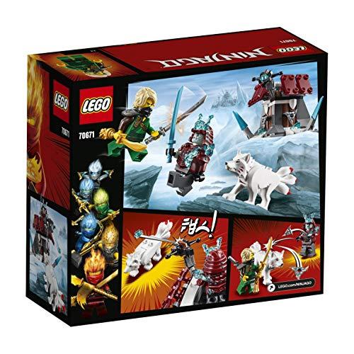 Lego Ninjago - Angriff des Eis-Samurai