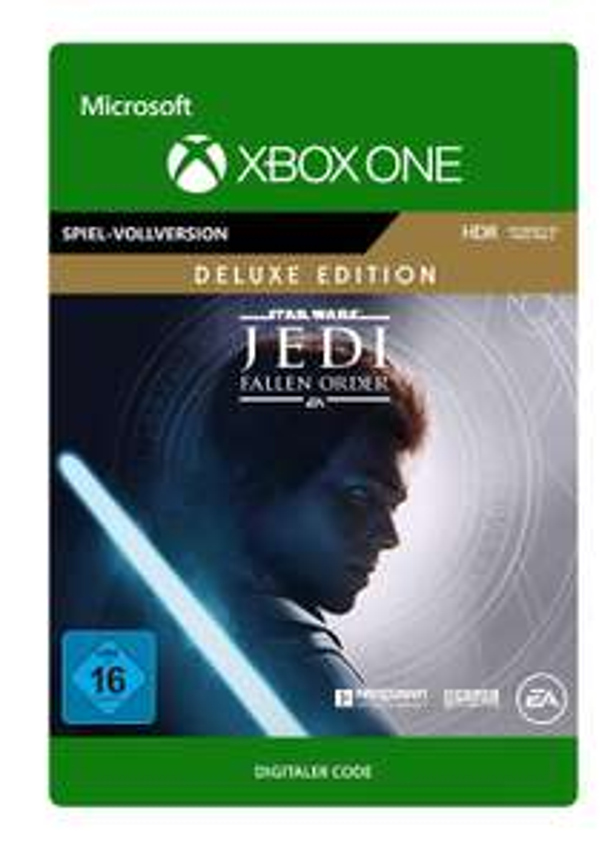 Star Wars Jedi: Fallen Order Deluxe Edition [XBOX ONE CODE]