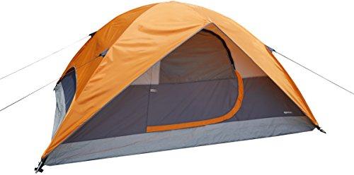 AmazonBasics - Kuppelzelt für 4 Personen
