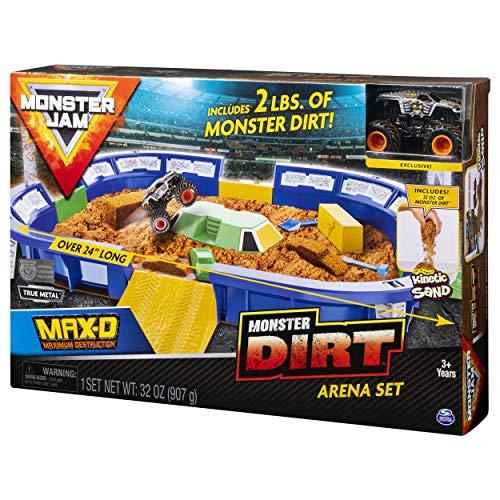 Spin Master Monster Jam - Dirt Arena