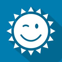 YoWindow Wetter App kostenlos (iOS)