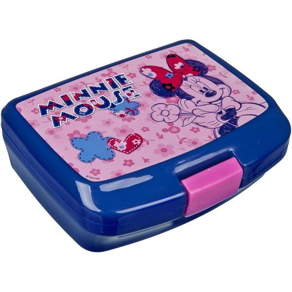 Minnie Mouse Brotzeitdose bei Smyths um 2,32 Euro oder bei Amazon um 2,92 Euro