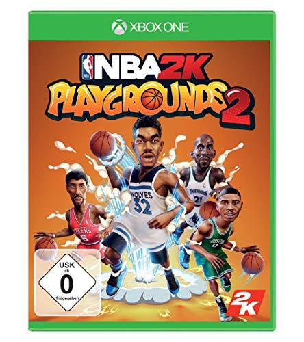 NBA 2K Playgrounds 2 für Xbox One; um 3,99 bei Gamestop für PS4 und Xbox One