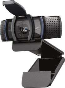 Logitech HD Pro C920S Webcam