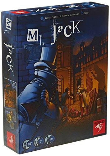 Mr. Jack Detektivspiel (2 Spieler)