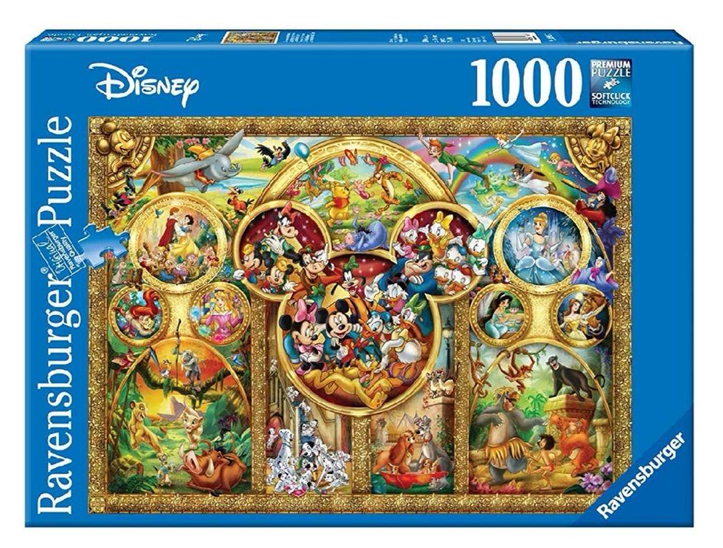 Amazon - Ravensburger 15266 - Die schönsten Disney Themen (Prime)
