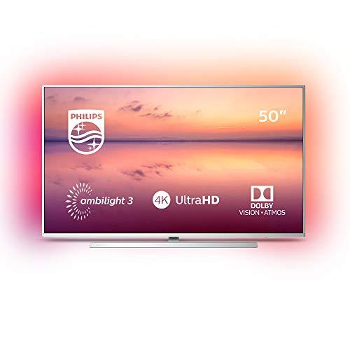 """Philips 50PUS6814/12, 50"""" 4K TV mit Ambilight"""