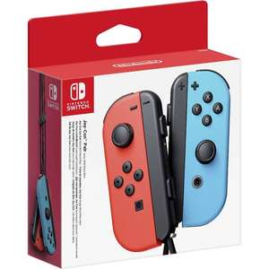 Switch Joy Con (diverse Farben) ab 55 Euro