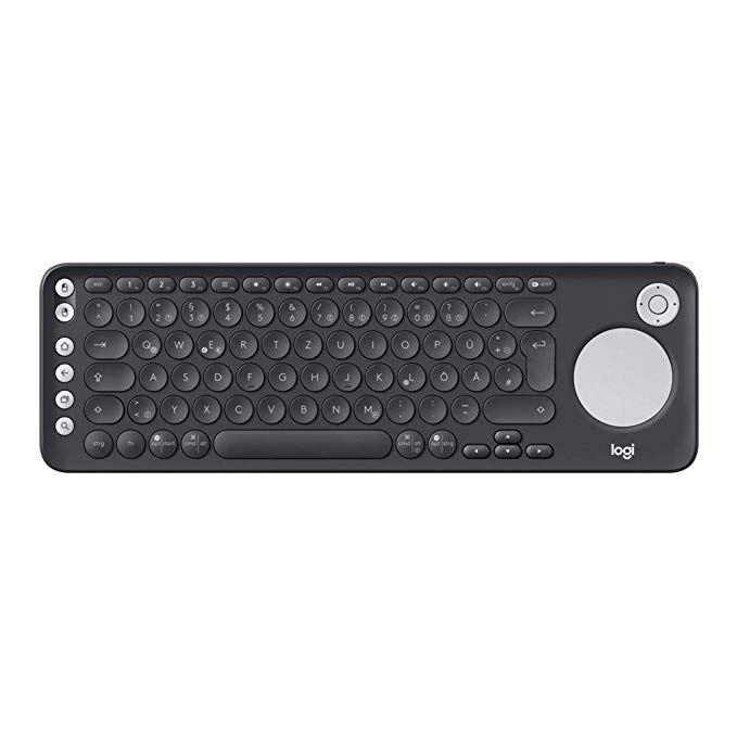 Logitech K600 Bluetooth Tastatur (z.b. für Fernseher)