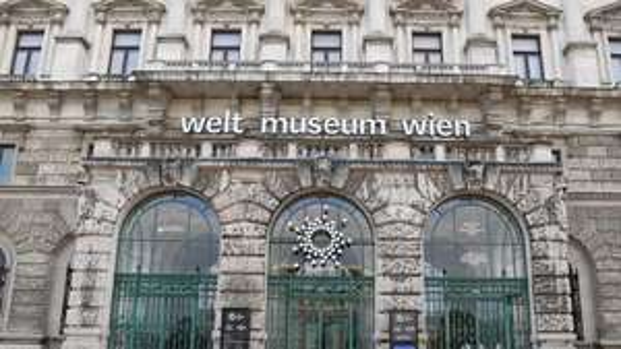 Gratis ins Weltmuseum 25.01.2020 mit der Wiener Linien Jahreskarte