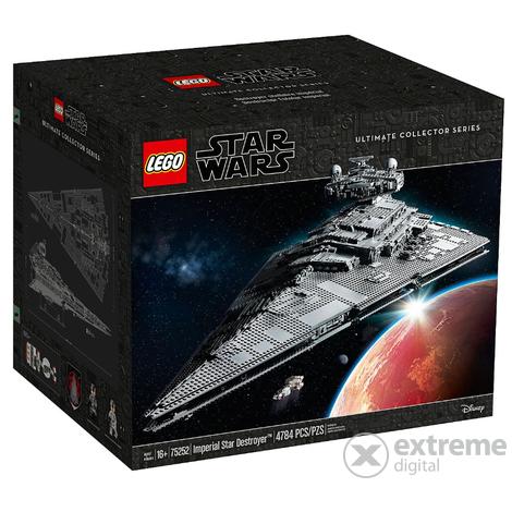 @extremeDigital.at LEGO® Star Wars™ Ultimate Collector Series - Imperialer Sternzerstörer (75252) Bestpreis um 577,71€
