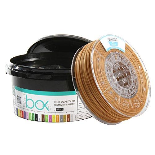 Avistron 1kg ABS 2.85mm - Farbe: Gold (3D Drucker Filament)