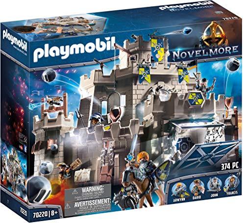 Playmobil Novelmore - Große Burg der Artefaktritter (Prime)