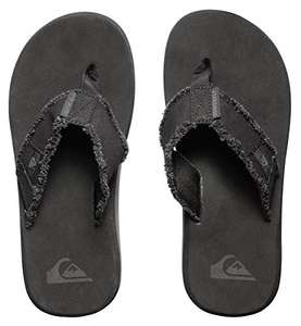 Quiksilver Herren Monkey Abyss-Sandals for Men Zehentrenner (Gr. 39 - 45)