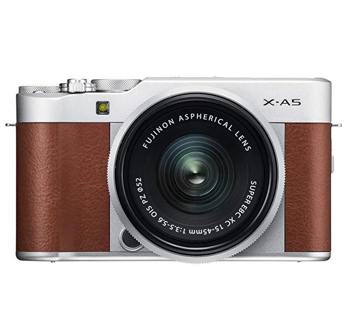 Fujifilm X-A5 + Objektiv XC 15-45mm